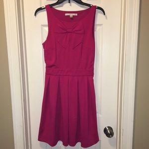Lauren Conrad Bow Dress